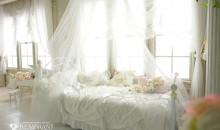 スタジオ内装 ベッド