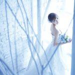 ウエディング 写真 ドレス