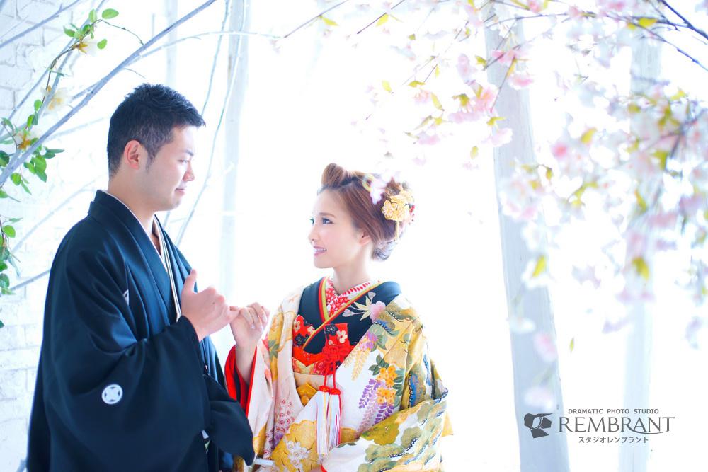 婚礼和装-白木エリア