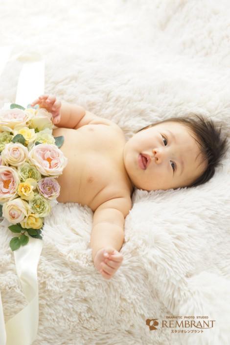 赤ちゃん ベビーフォト