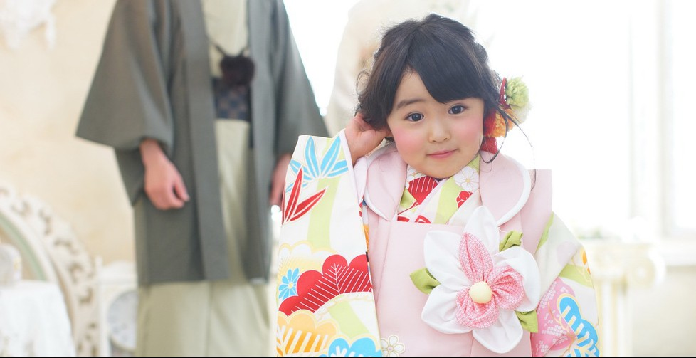 9ef81d36ca9c5 大人気の七五三衣装をご紹介!女の子3才被布☆