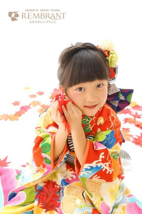 京都 七五三 10月