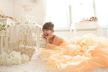 成人式の写真撮影におすすめのドレス