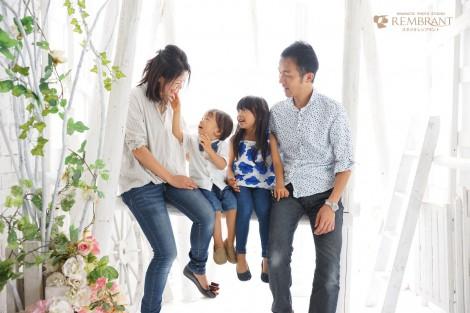 京都 写真館 家族写真