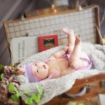 おしゃれな ベビーフォト 赤ちゃん写真