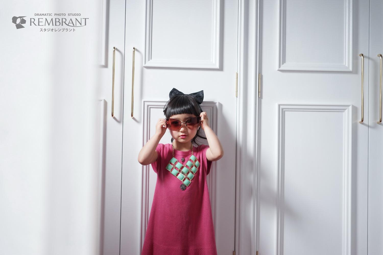 カジュアル衣装 ニットワンピ ピンク