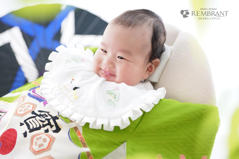 お宮参り 赤ちゃん写真
