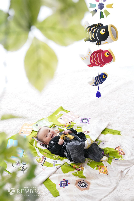 端午の節句 赤ちゃん 初節句