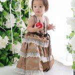 90~100cm-チョコレートドレス