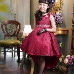 7才用 ショートドレス