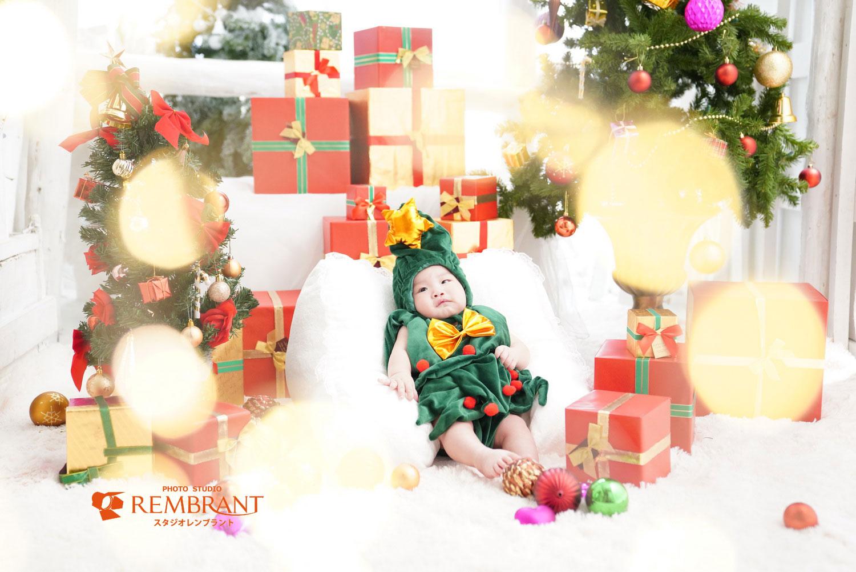 クリスマスツリー衣装