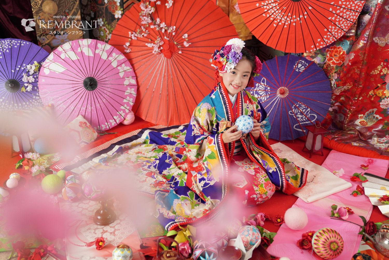 キモノガール姫羽織