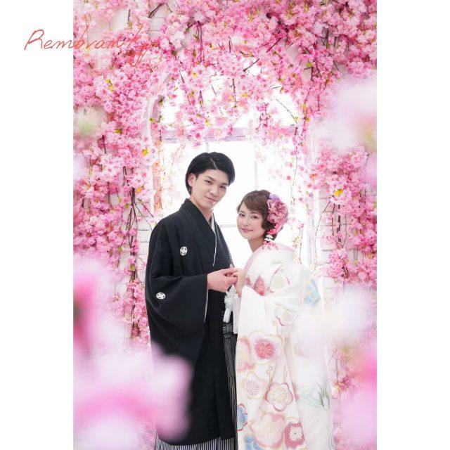ウエディングフォト-婚礼和装